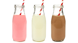 Production of Flavored Milk Drinks - IT